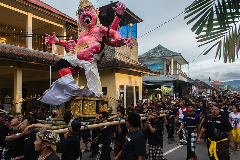 Festivals à Bali : OghoOgho