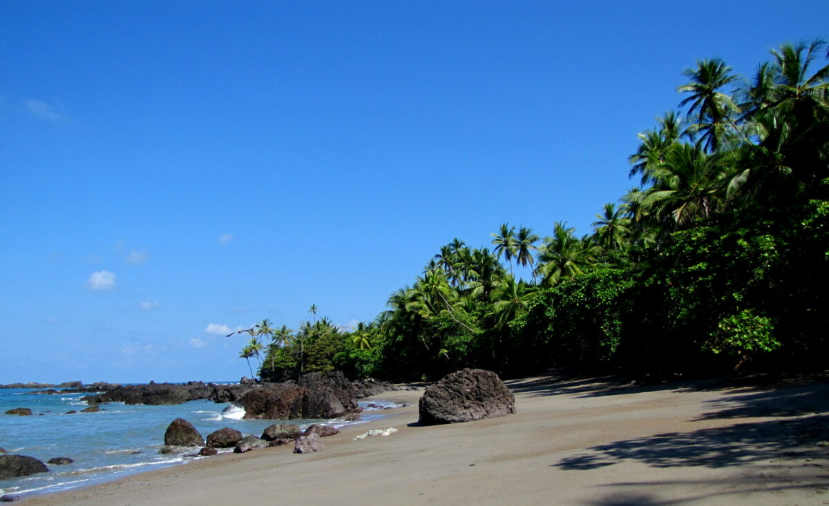 Plages Corcovado - Costa Rica