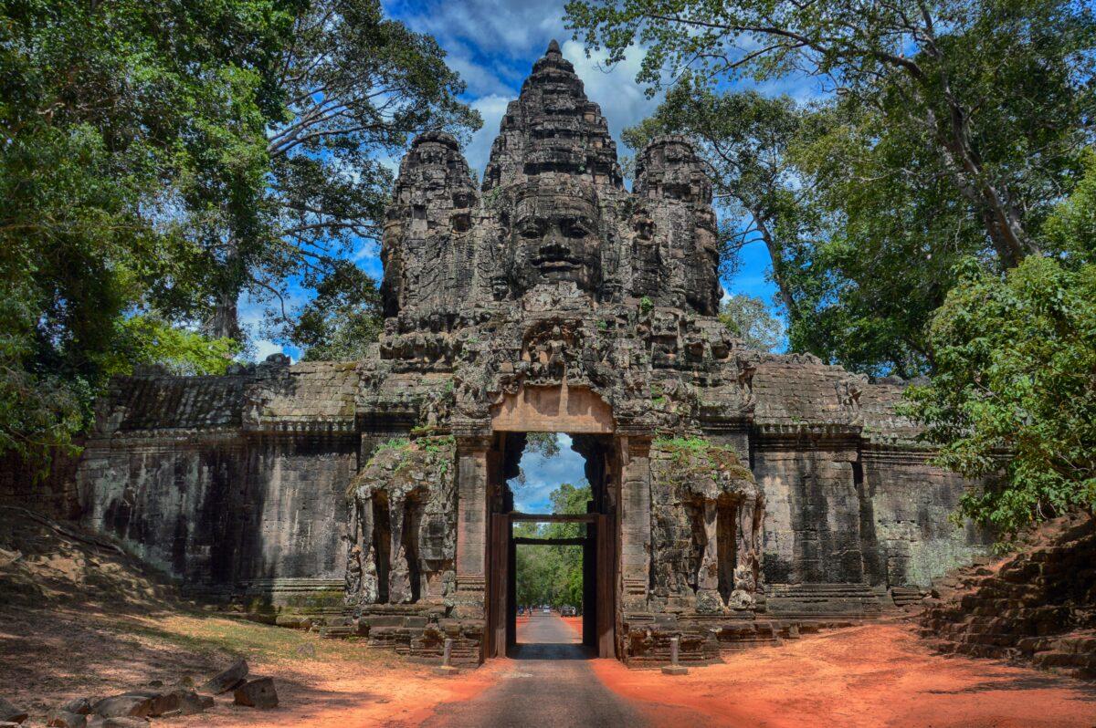 Siem Reap : Célèbre pour les marchés de nuit pendant les vacances d'été