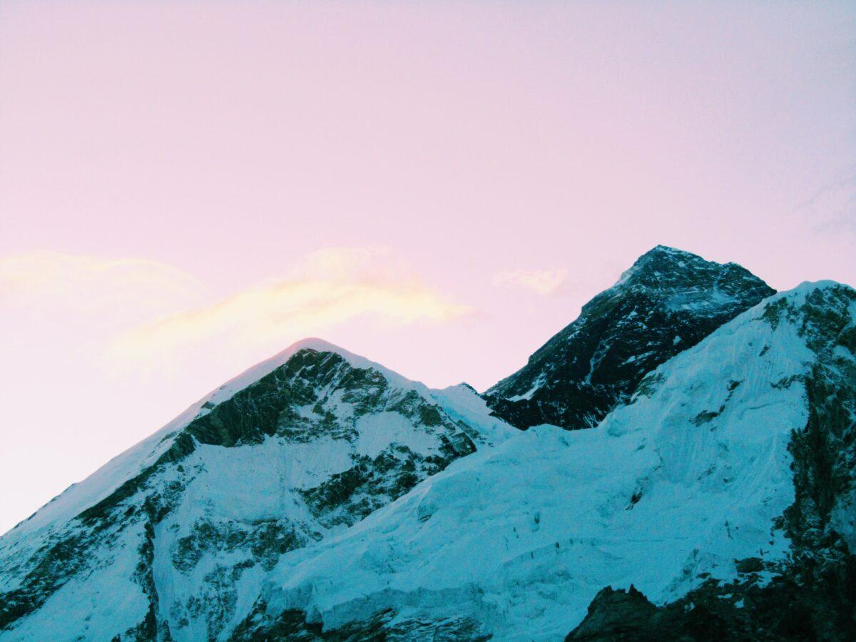 Le sommet Kala Pattar