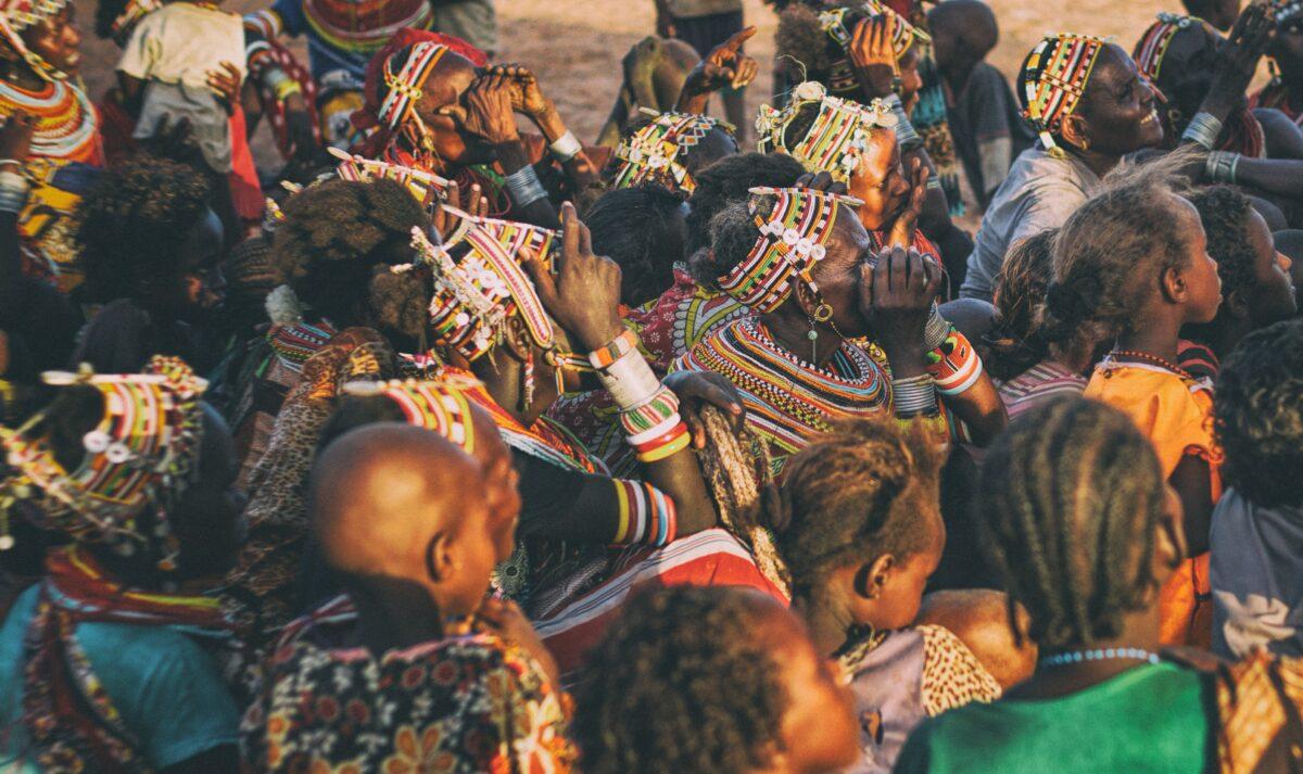 Le peuple Massaï rencontré lors d'un safari