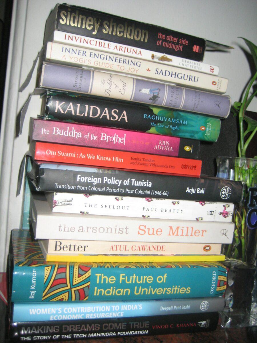 Le festival Ubud Writers & Readers