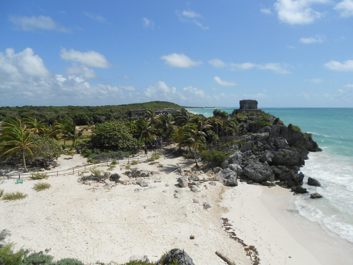 Playa Pariaso - Tulum - Mexique