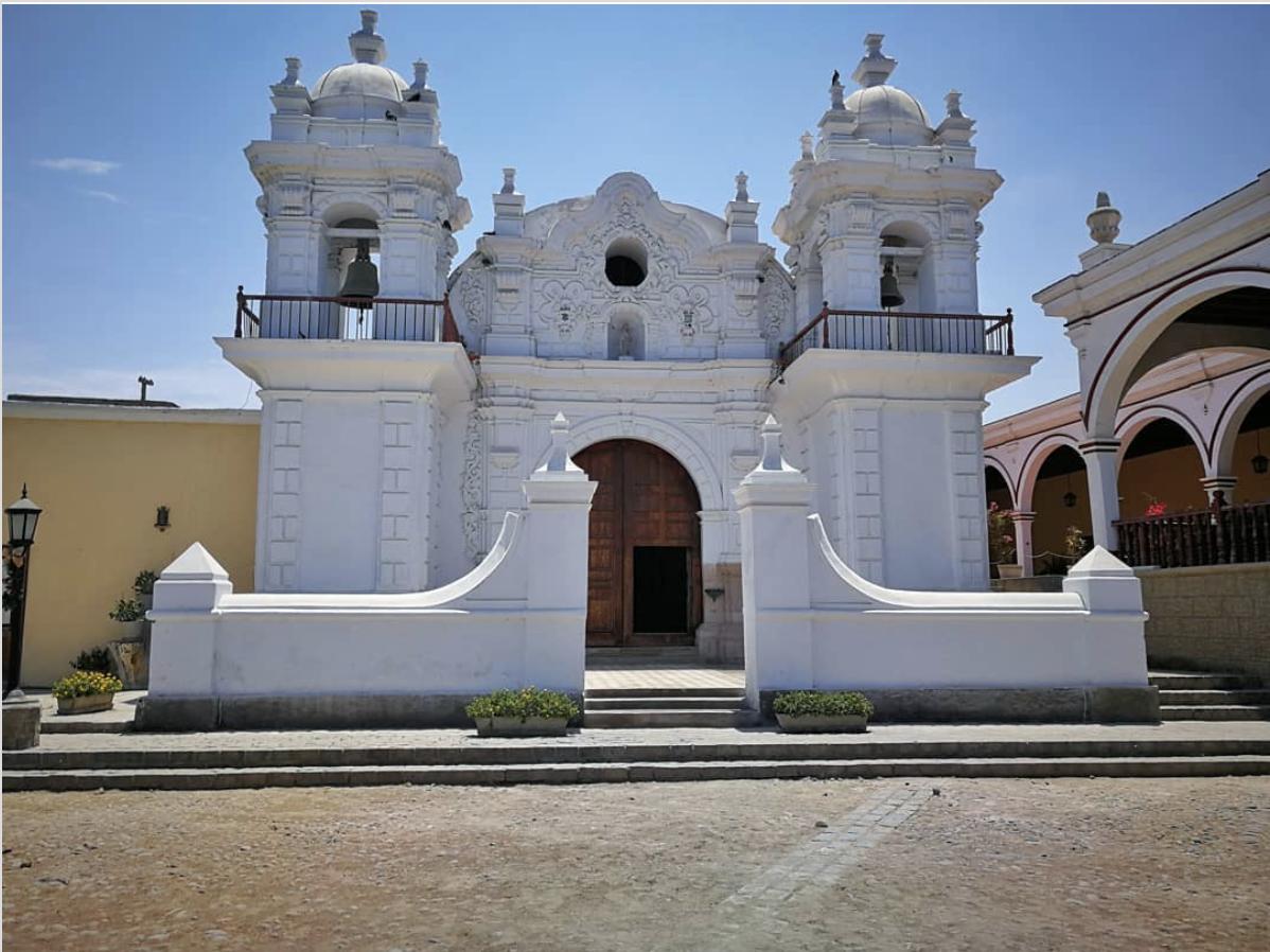 Hacienda San José à Chincha