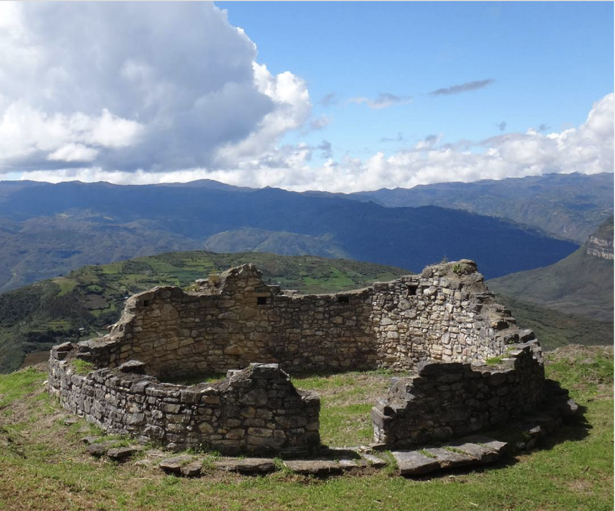 La forteresse de Kuelap