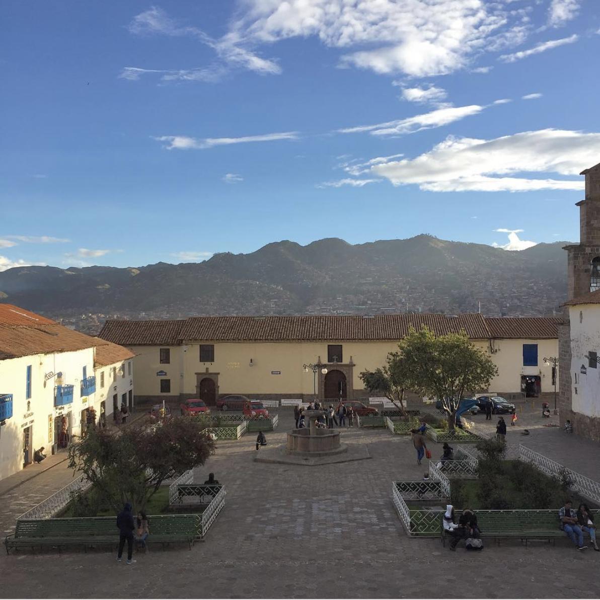 Le quartier de San Blas à Cusco