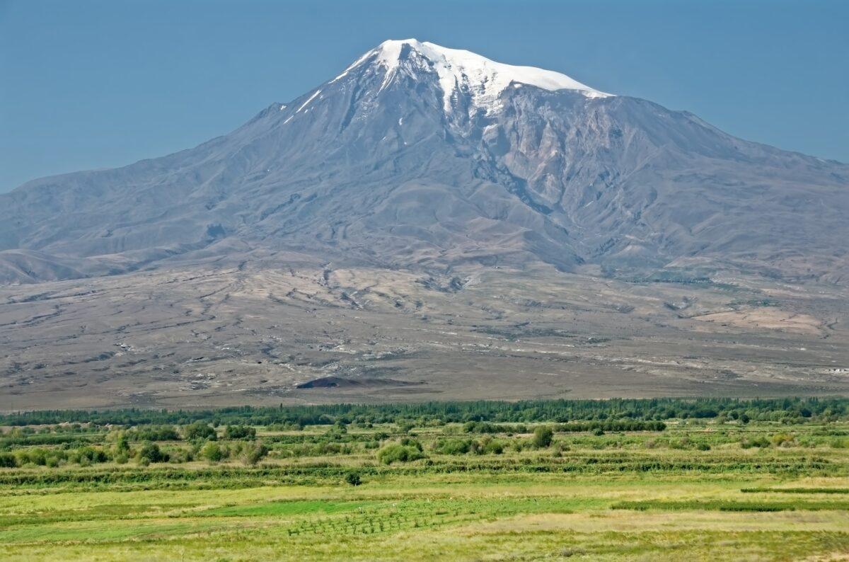 Mont en Arménie