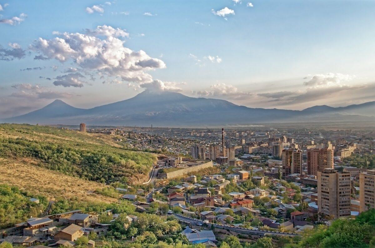 Erevan et Arménie