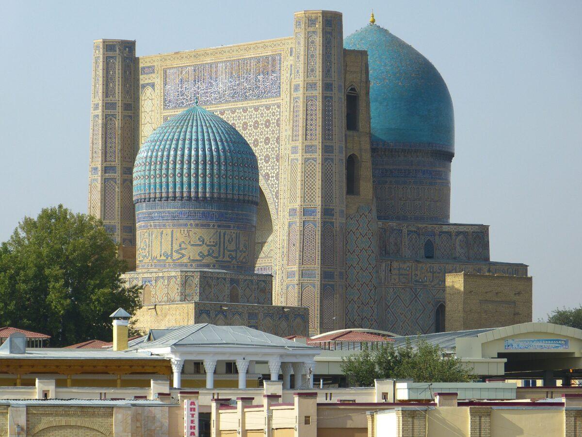 Samarkand avec Ismat en Ouzbékistan