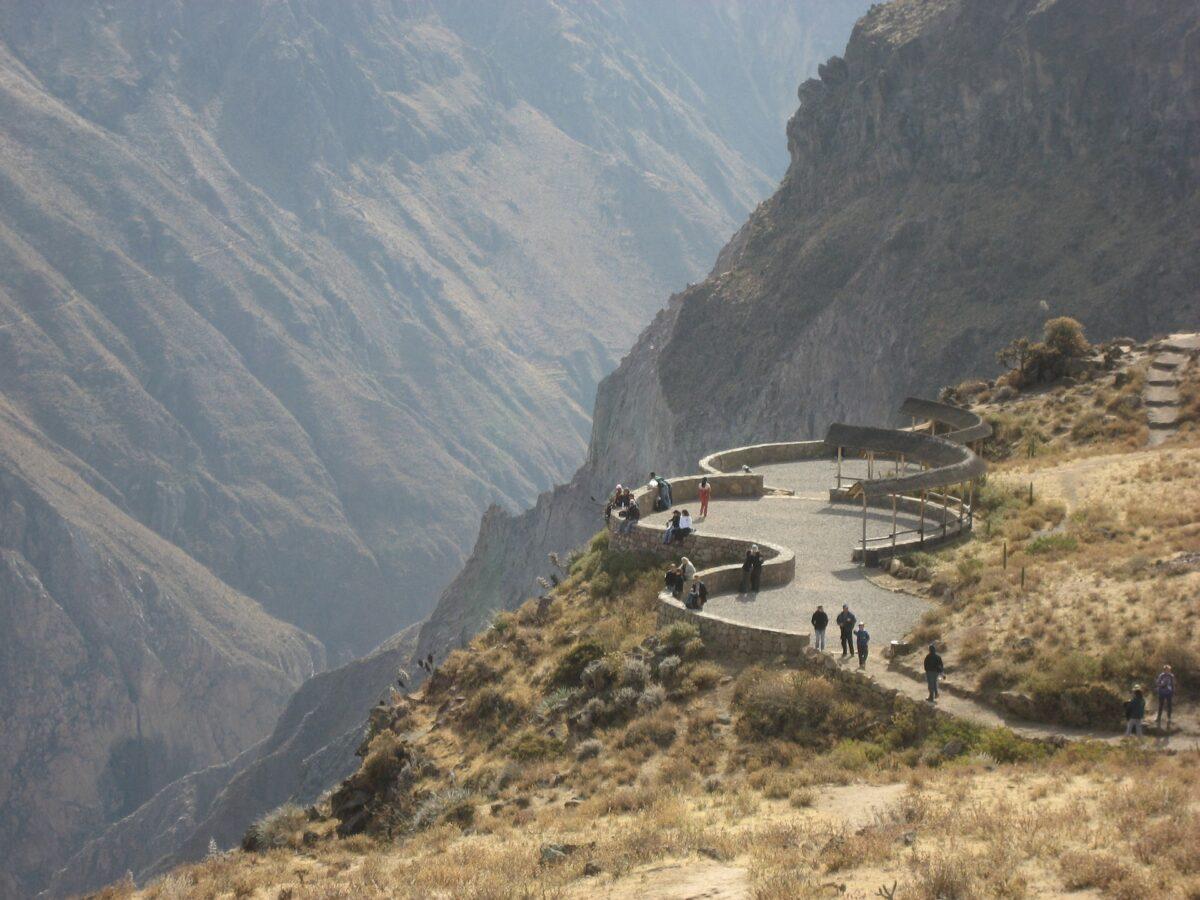 Pérou en famille : Colca