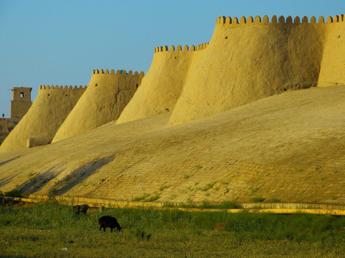 Mur de Khiva