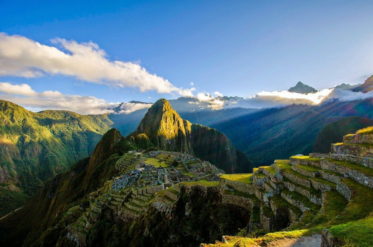 Le Pérou : Machu Picchu