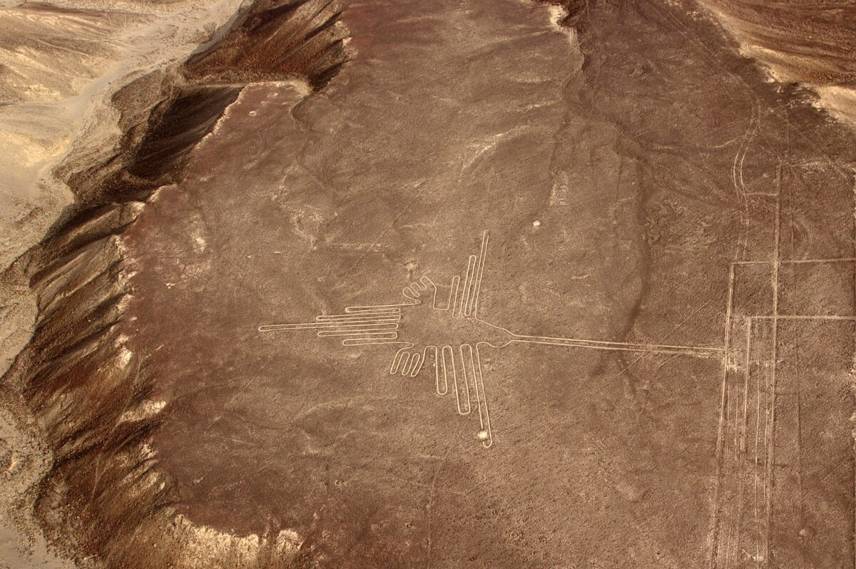 Le Pérou : Nazca