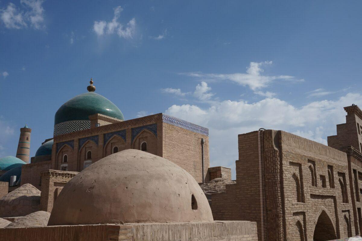 Monument Boukhara