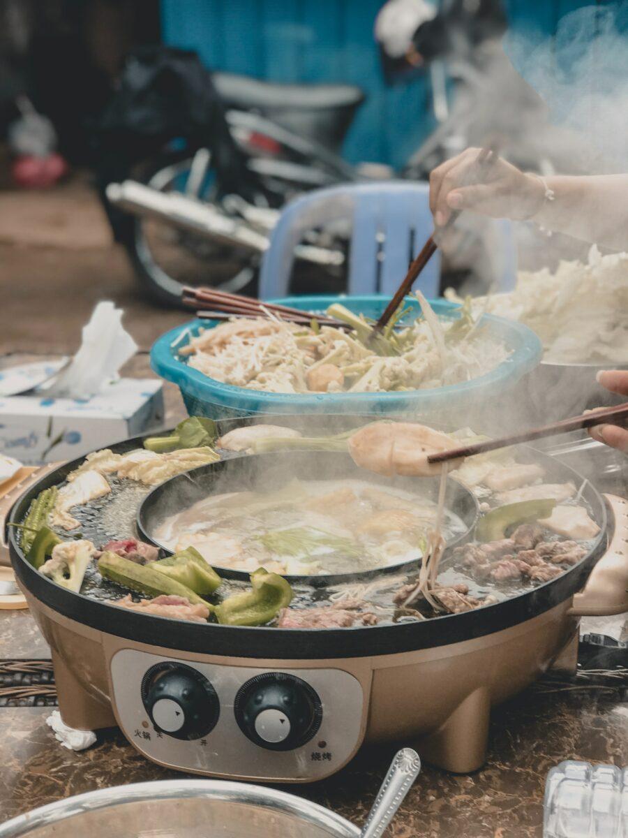 La nourriture locale moins cher à Bali