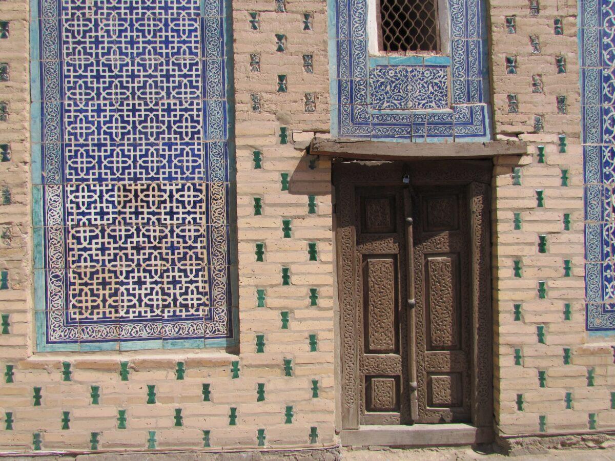 Boukhara architecture