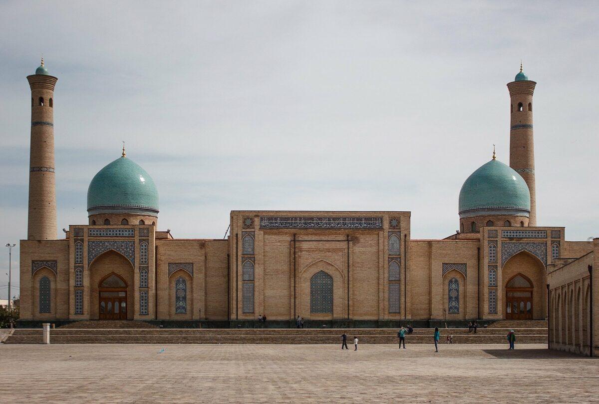 En Ouzbékistan