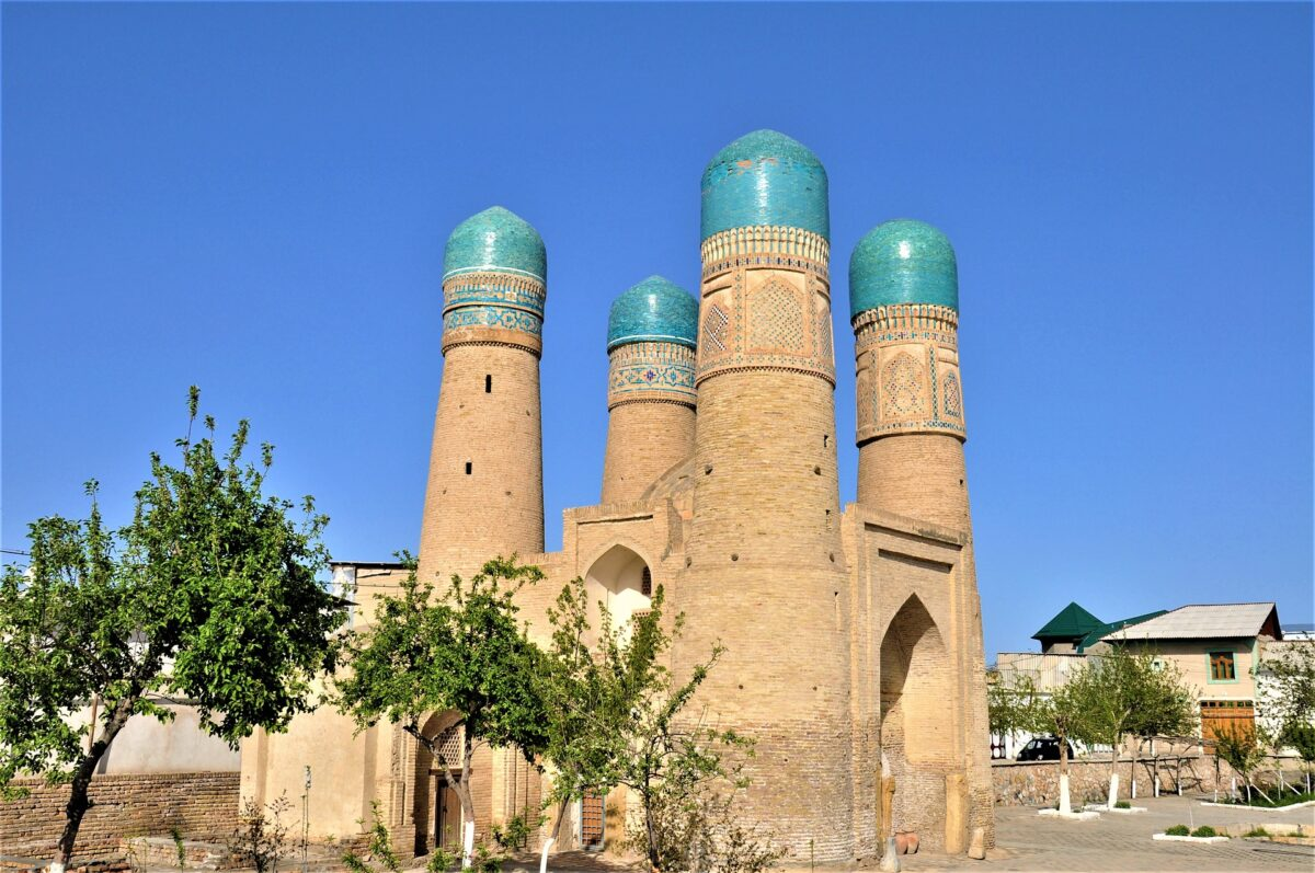 Chor Minor en Ouzbékistan
