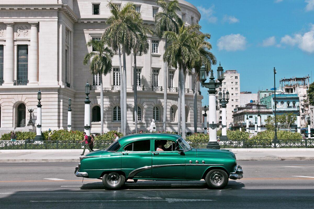 La Havane à Cuba ?