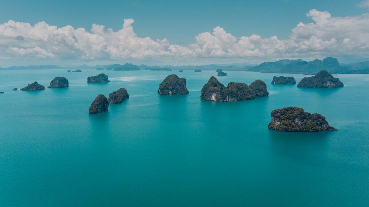 Phang Nga thailande