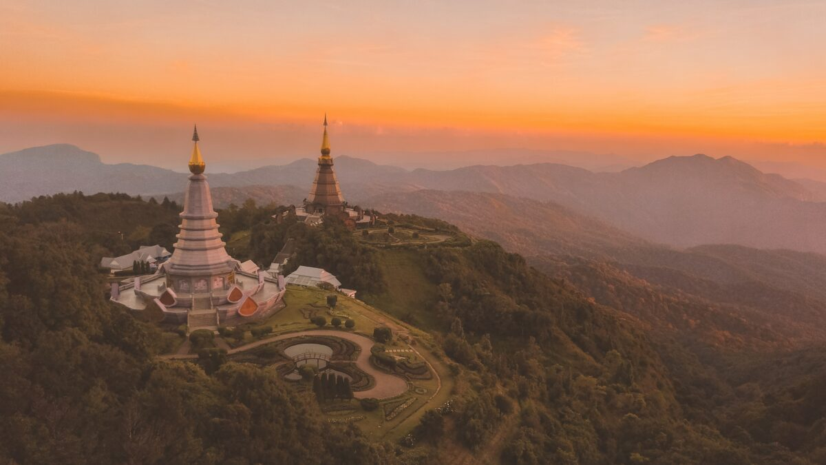 Parc national doi inthanon guide soguide trek