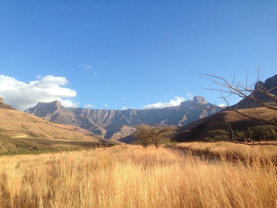 Drakensberg afrique du sud soguide hors sentiers battus