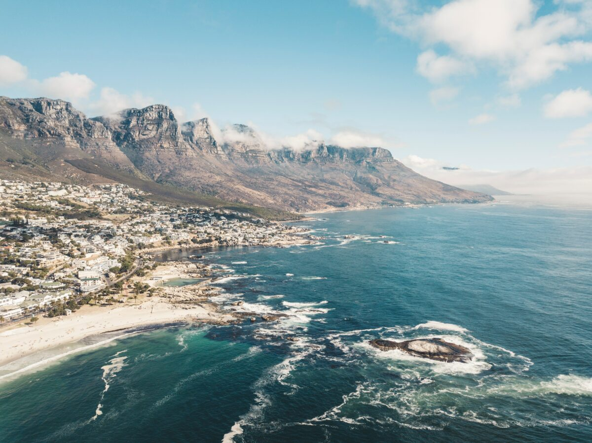 Le cap soguide cote mother city