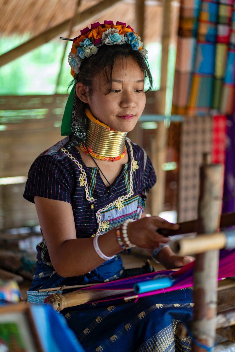 tourisme responsable tribu nord thailande long neck