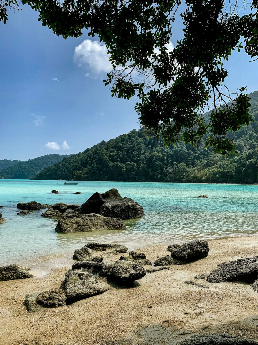 Koh surin island thailande incontournable