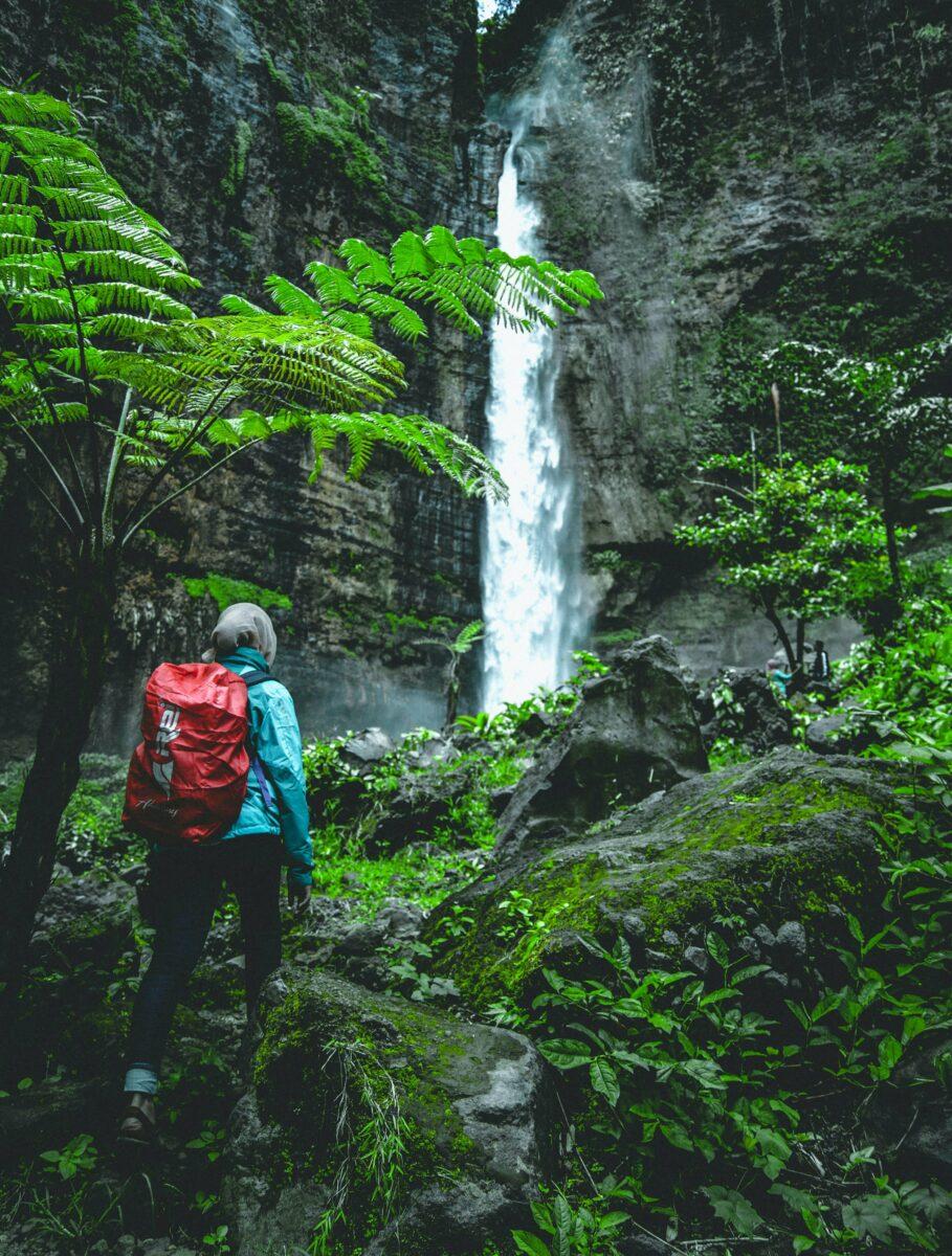 Trek chiang mai thailande cascade backpack