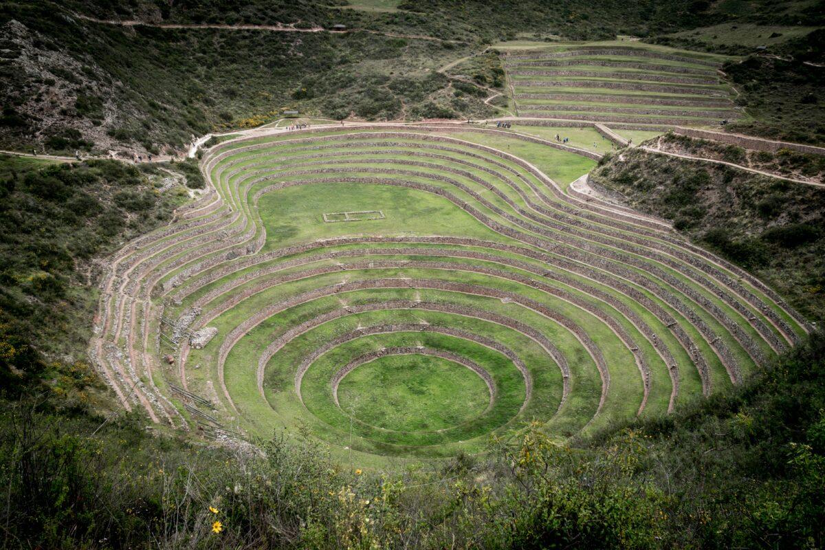 Inca valley soguide juan perou