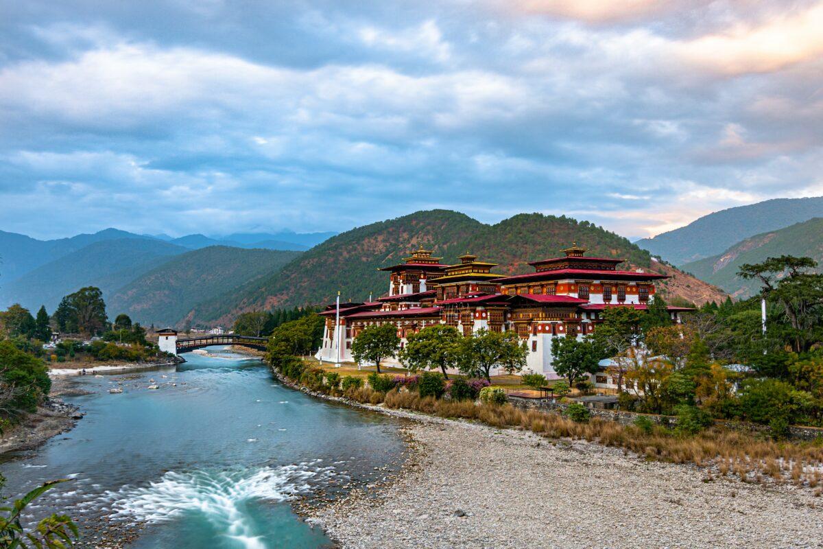 Habitation au bhoutan