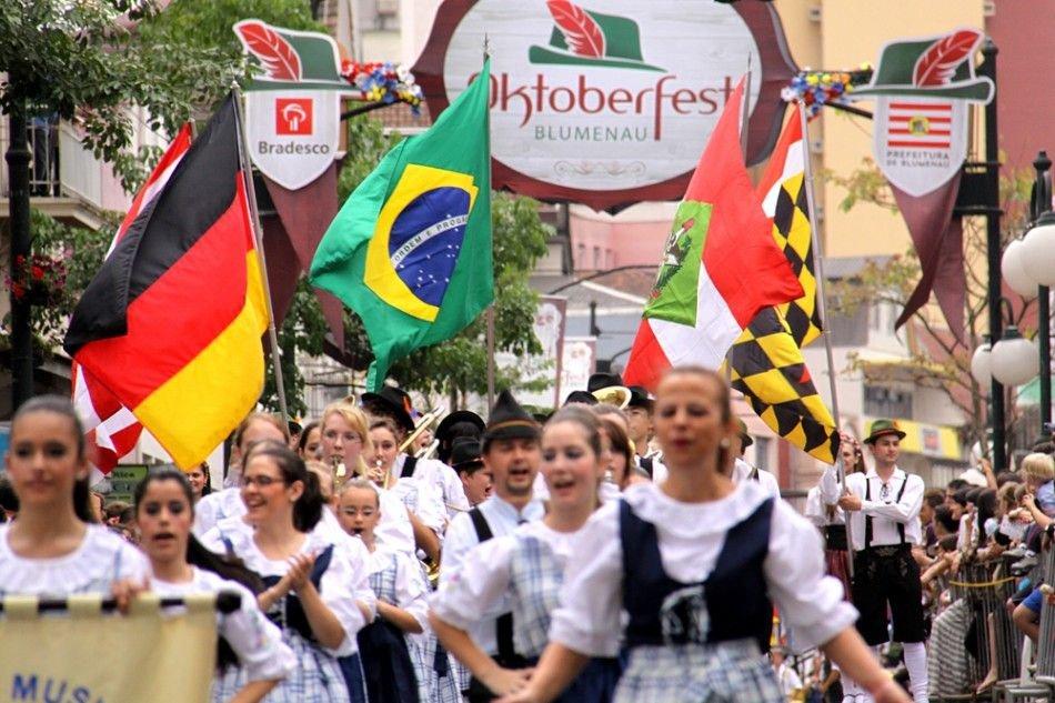 Oktoberfest brazil