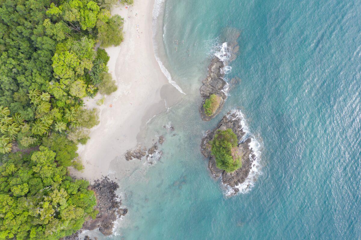lieux costa rica plage