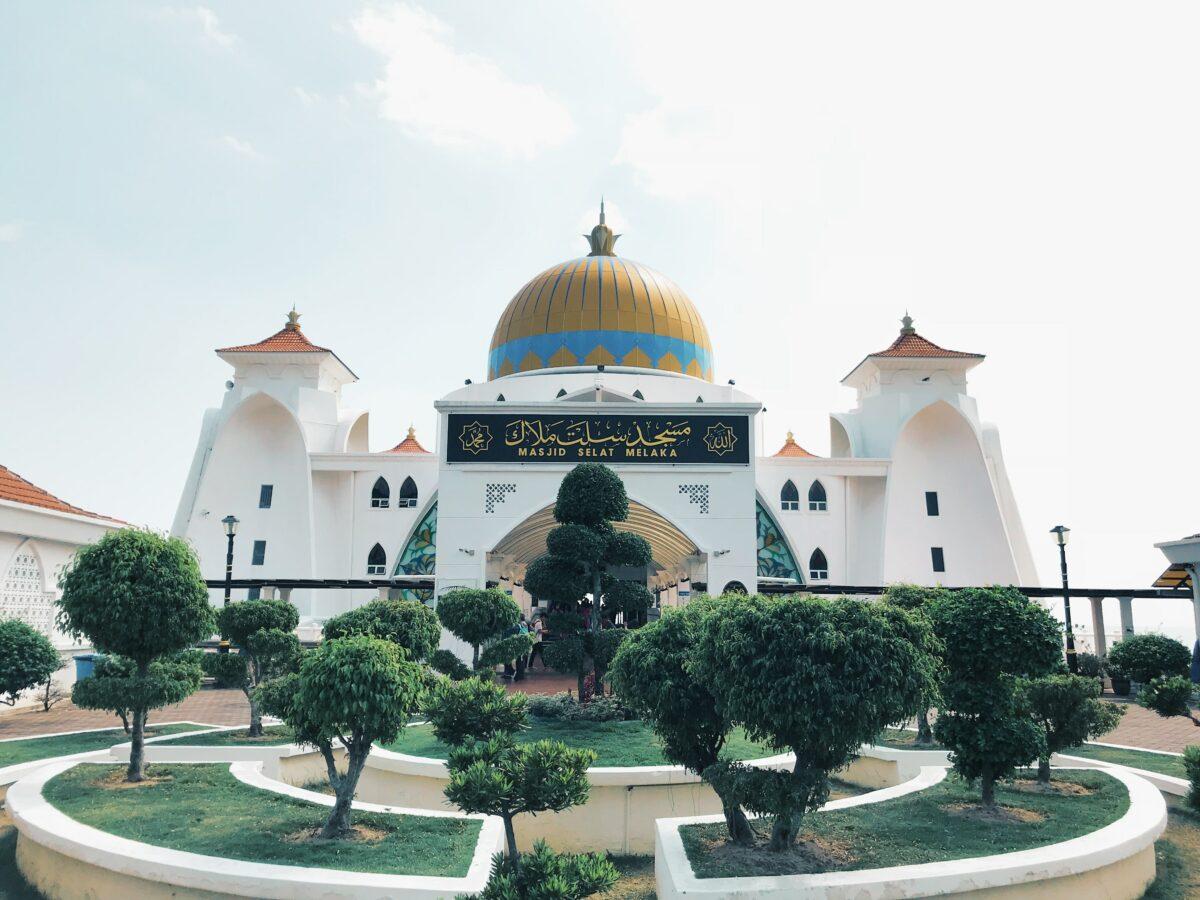 malacca mosquée
